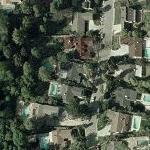 Kim Basinger's House (Yahoo Maps)