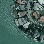 Lenny Kravitz's House (former) (Yahoo Maps)