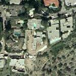 Leonardo DiCaprio's House (Yahoo Maps)