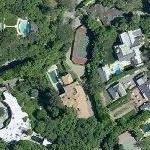 Lee Iacocca's House (Yahoo Maps)
