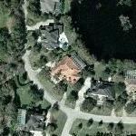 Derek Jeter's House (former) (Yahoo Maps)