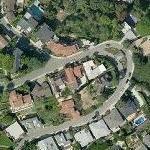 Ali Landry's House (Yahoo Maps)