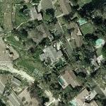 Beverley Mitchell's House (Yahoo Maps)