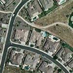 Fergie Jenkins' House (Yahoo Maps)