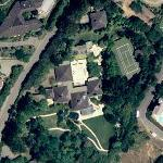 Andre Agassi & Steffi Graf's House (former) (Yahoo Maps)