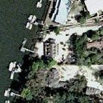 Paula Deen's House (Yahoo Maps)