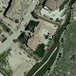 Travis Barker's House (Yahoo Maps)