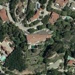 Penny Marshall's House (Yahoo Maps)