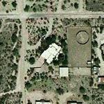 Tom Chambers' House (Yahoo Maps)