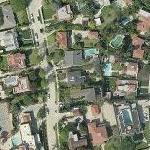 Katherine Heigl's house (Yahoo Maps)