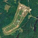 Former Pease AFB Weapons Storage Area (Yahoo Maps)