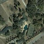 Ted Nugent's House (Yahoo Maps)