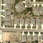 Kristi Yamaguchi & Bret Hedican's House (Yahoo Maps)