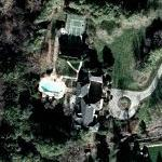Lynda Carter's House (Yahoo Maps)