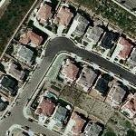 Richard Dreyfuss' House (former) (Yahoo Maps)