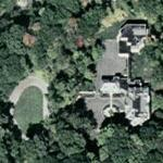 Richard Marx & Cynthia Rhodes' House (Yahoo Maps)