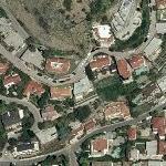 Kanye West's House (Yahoo Maps)