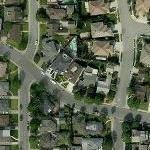 Andrew Bynum's House (Yahoo Maps)