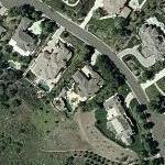 Vicki Gunvalson's House (Yahoo Maps)