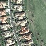 Tim Donaghy's House (Yahoo Maps)