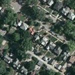 Jay Farrar's House (Yahoo Maps)