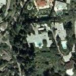Ryan Seacrest' house (Yahoo Maps)