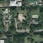Raul Ibanez's House (Yahoo Maps)