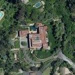 Joel Silver's House (Yahoo Maps)