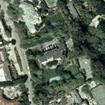 Humphrey Bogart & Lauren Bacall's House (former) (Yahoo Maps)