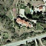 Melissa Gilbert & Bruce Boxleitner's House (former) (Yahoo Maps)
