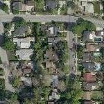 Park Overall's House (Yahoo Maps)