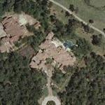 Avery Johnson's House (Yahoo Maps)