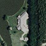 Barry Sanders' House (Yahoo Maps)