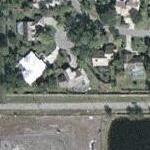 Nick Bollettieri's House (former) (Yahoo Maps)