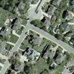 Mia Hamm's House (former) (Yahoo Maps)