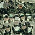 Sara Paxton's House (Yahoo Maps)