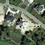 Johan Santana's House (former) (Yahoo Maps)