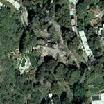 Eddie Van Halen's House (Yahoo Maps)