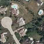 Teddy Geiger's House (Yahoo Maps)
