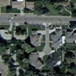 Andrei Kirilenko's House (Yahoo Maps)
