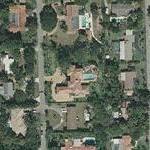 Andre Dawson's House (Yahoo Maps)