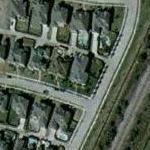 Arnaz Battle's House (Yahoo Maps)