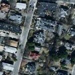 Michael Dukakis' House (Yahoo Maps)