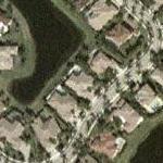 Roberto Moreno's House (Yahoo Maps)