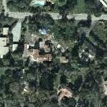 Shantanu Narayen's house (Yahoo Maps)