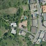 Jessica Alba's House (Yahoo Maps)