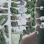 Marty Schottenheimer's House (Yahoo Maps)
