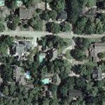 Debra Paget's House (Yahoo Maps)