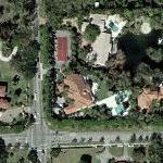 Timbaland's House (Yahoo Maps)