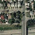 Marvin Gaye's House (former) (Yahoo Maps)